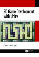 2D Game Development with Unity