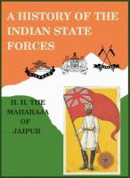 A History of the Indian State Forces