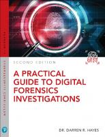 A Practical Guide to Digital Forensics Investigations 2nd Edition [2 ed.]