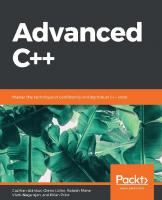 Advanced C++: Write Robust C++ Code So Fast They Will Think You Cheated