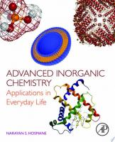 Advanced Inorganic Chemistry: Applications in Everyday Life  9780128019931, 012801993X