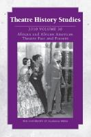 African and African American theatre: past and present  9780817371074, 0817371079