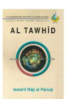 Al Tawhid: Its Implications for Thought and Life (Issues in Islamic Thought)  0912463791, 9780912463797