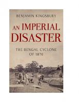 An Imperial Disaster: The Bengal Cyclone of 1876  9780190050252