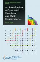 An Introduction to Symmetric Functions and Their Combinatorics