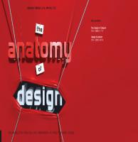 Anatomy of Design: Uncovering the Influences and Inspiration in Modern Graphic Design [1st edition.]