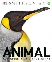 Animal: The Definitive Visual Guide [3ed.]  1465464107, 9781465464101