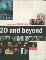 Animation 2D and Beyond