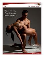 Art Models 027: Figure Drawing Pose Reference (Art Models Poses)  9781947728172