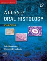 Atlas of Oral Histology [2ed.]  9788131254844, 8131254844