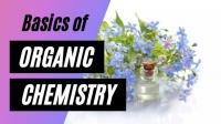 Basics of Organic Chemistry