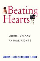 Beating hearts: abortion and animal rights  9780231175142, 9780231540957, 0231540957
