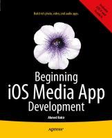 Beginning iOS Media App Development  9781430250845, 1430250844