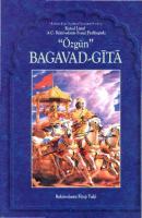 Bhagavad-Gita As It Is (Turkish) - Bhagavad-Gita Olduğu Gibi