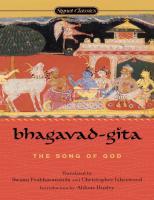 Bhagavad Gita: The Song of God  9780451528445