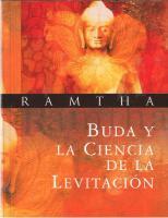 Buda Y La Ciencia De La Levitacion
