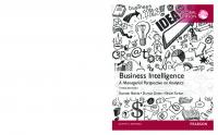 Business intelligence: a managerial perspective on analytics [3. ed., global ed]  9780133051056, 1292004878, 9781292004877, 0133051056