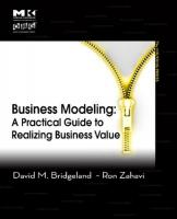 Business Modeling: A Practical Guide to Realizing Business Value  0123741513, 9780123741516