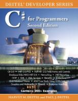 C# for Programmers  0131345915, 9780131345911
