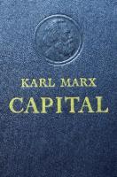 Capital. A Critique of Political Economy. Vol. 3 [3]