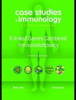 Case Studies in Immunology: A Clinical Companion  0815341458, 9780815341451, 0203853555