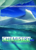 Chemistry for today : general, organic, and biochemistry [Ninthed.]  9781305960060, 1305960068, 9781305968707, 1305968700