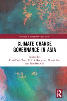Climate Change Governance in Asia  9780367227005, 9780429276453