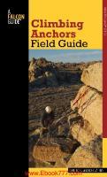 Climbing Anchors (Field Guide)  9780762782086
