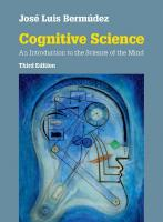 Cognitive science : an introduction to the science of the mind [Thirded.]  9781108424493, 110842449X, 9781108440349, 1108440347