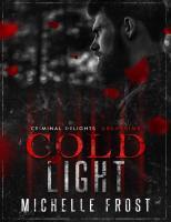 Cold Light [Kindle Edition]