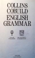 Collin Cobuild English Grammar