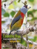 Colombia Viva: Un país megadiverso de cara al futuro. Informe 2017  9789588915555, 9789588915562