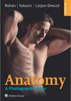 Color Atlas of Anatomy [8ed.]