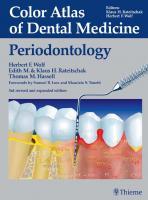 Color Atlas of Dental Medicine: Periodontology [Revised, Expand]  0865779023, 9780865779020