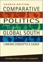 Comparative Politics of the Global South: Linking Concepts and Cases, 4th ed. [4 ed.]