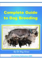 Complete Guide to Dog Breeding