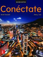 Conéctate : introductory Spanish [Seconded.]  9781259845857, 1259845850