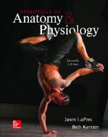 Course guide for essentials of anatomy & physiology [Seventh edition.]  9781259864636, 1259864634