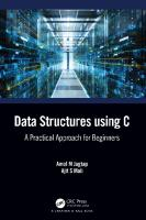 Data Structures using C: A Practical Approach for Beginners [1ed.]  0367616319, 9780367616311