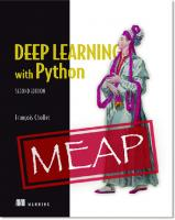 Deep Learning with Python MEAP [2ed.]