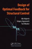 Design of Optimal Feedback for Structural Control  9780367354121, 9780367767006, 9780429346330
