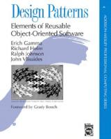 Design Patterns: Elements of Reusable Object-Oriented Software  0201633612, 9780201633610