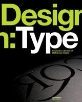 Design: Type [1st edition]