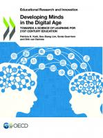 Developing Minds in the Digital Age  9264697551, 9789264697553