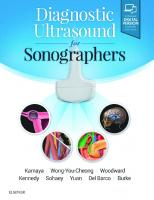Diagnostic Ultrasound for Sonographers  0323625169, 9780323625166