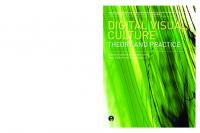 Digital visual culture: theory and practice  9781841502489, 9781841502991, 1841502480