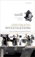 Diplomatic Investigations: Essays On The Theory Of International Politics  0198836465,  9780198836469