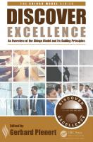 Discover Excellence: An Overview of the Shingo Model and Its Guiding Principles [1 ed.]