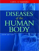 Diseases of the human body [Sixth edition.]  9780803644519, 0803644515