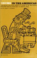 Drums in the Americas [1ed.]